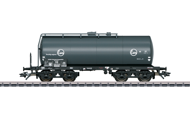"""EVA"" Standard Design Tank Car"