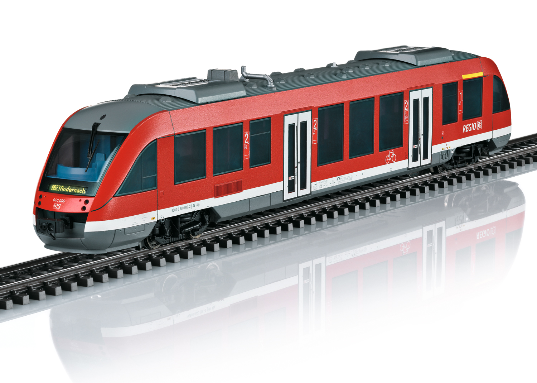 Class 640 Diesel Powered Commuter Rail Car