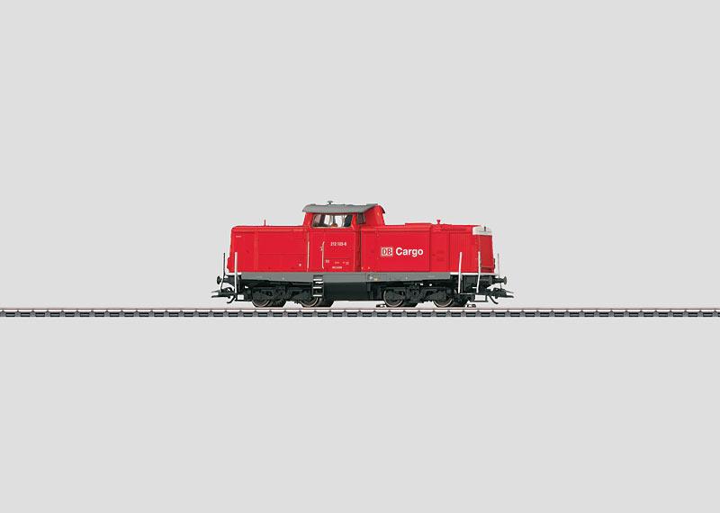 Diesel Hydraulic General-Purpose Locomotive.