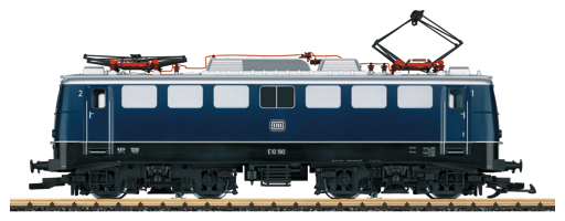 DB-Elektrolokomotive E 10 Epoche III