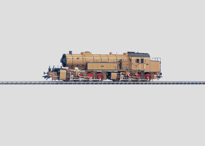 Heavy Tank Locomotive