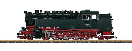 HSB Steam Locomotive, Road Number 99 222