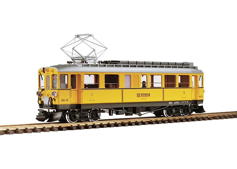 RhB Museum ABe 4/4 Railcar, 34, Sound