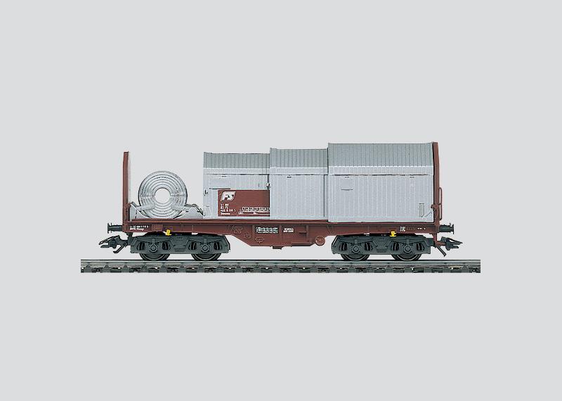 Transportwagen für Walzstahl-Coils