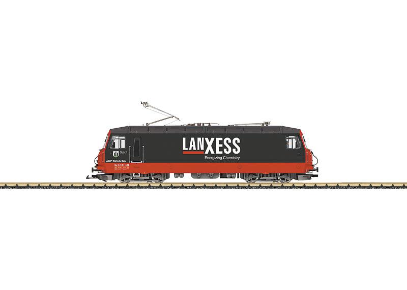"""RhB Class Ge 4/4 III Electric Locomotive """"Lanxess"""""""