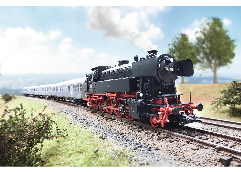 Class 65 0 Steam Locomotive | Märklin