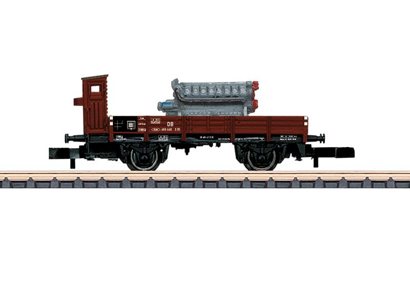 Niederbordwagen X05