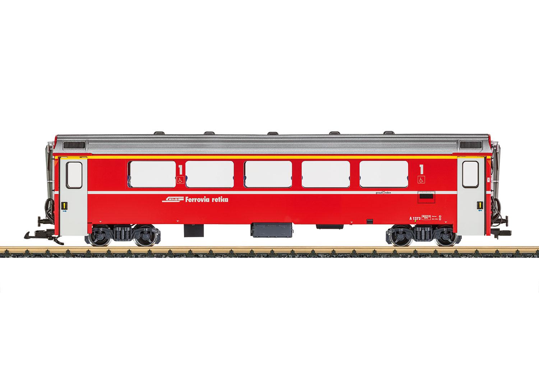 RhB Schnellzugwagen EW IV, 1. Klasse