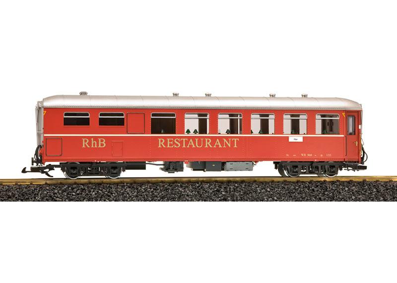 RhB Speisewagen WR 3810