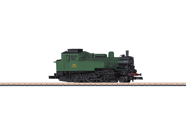 Class 130 TB Steam Tank Locomotive