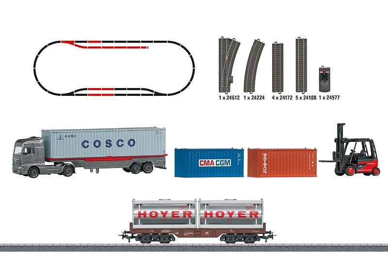 M rklin start up container logistics theme extension for Extension en container