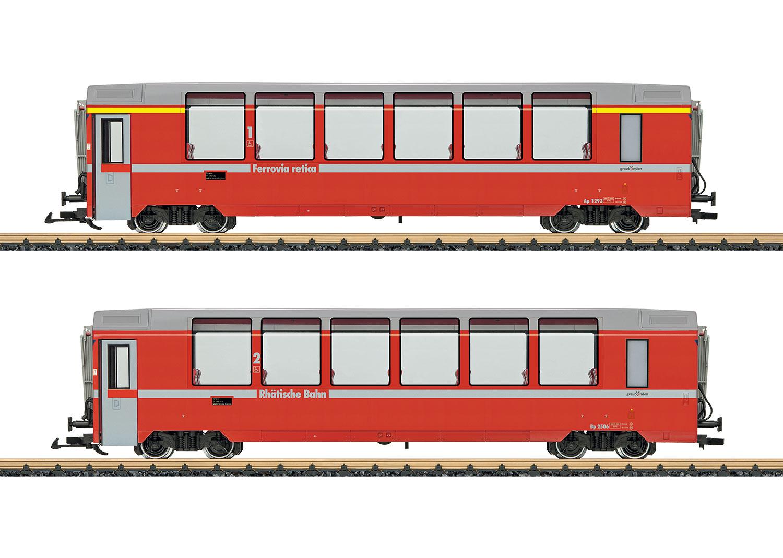 Bernina Express Car Set