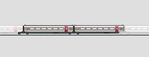 Coffret de complément 2 pour le TGV Lyria.