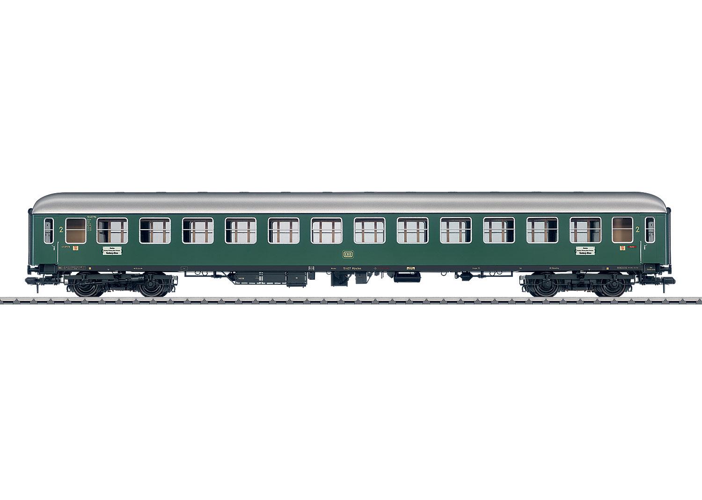 Schnellzugwagen 2.Klasse