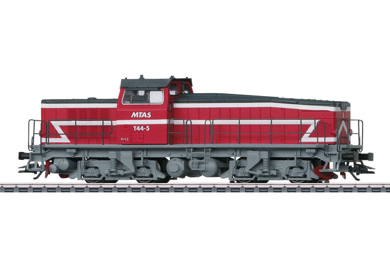 Heavy Diesel Locomotive