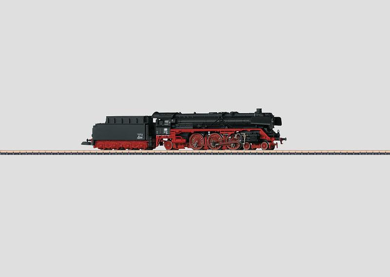 Schnellzug-Schlepptenderlokomotive