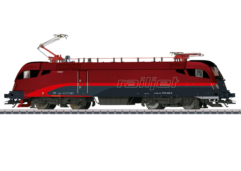 Class 1116 Electric Locomotive