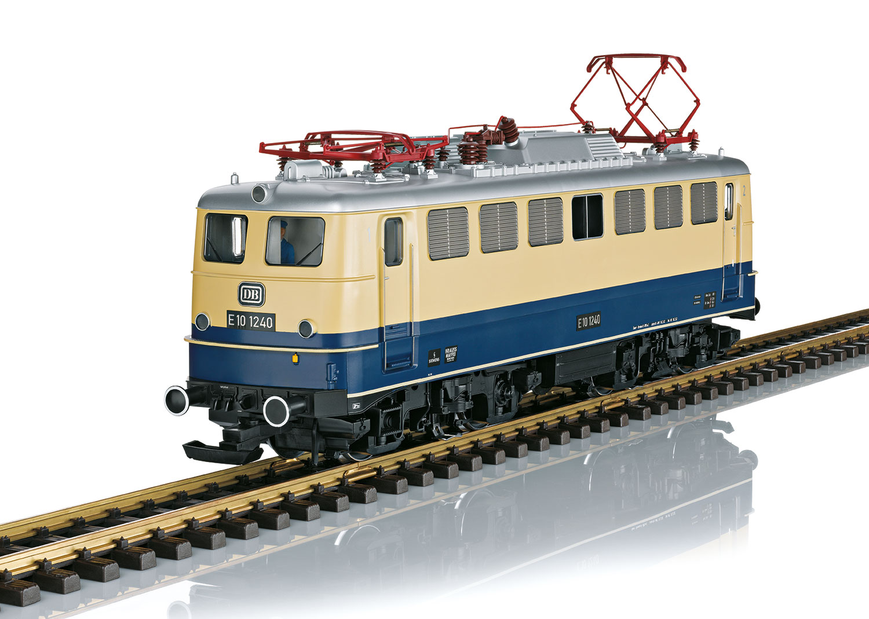 DB Electric Locomotive E 10, Era III