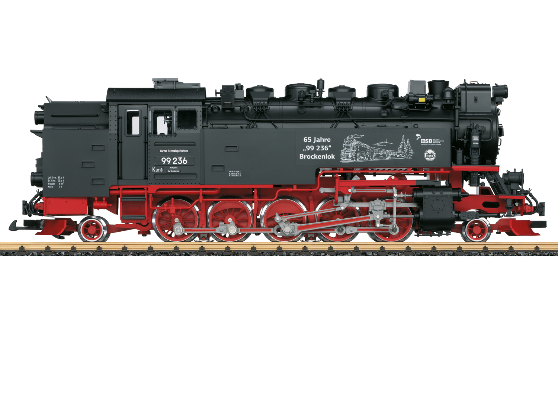 Class 99.72 Steam Locomotive