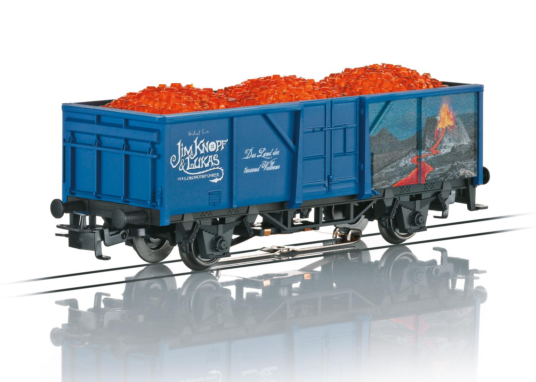"Märklin Start up - Güterwagen ""Lavagestein"""
