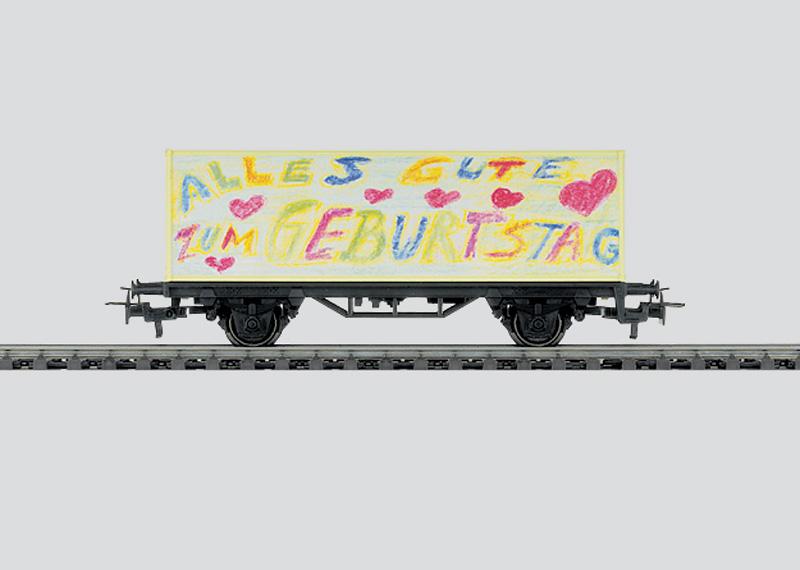Geburtstagswagen