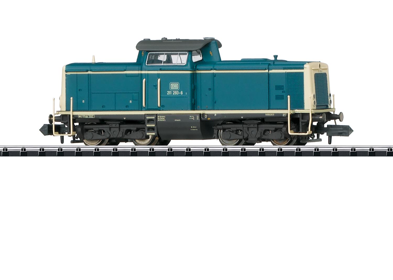 Diesellokomotive Baureihe 211