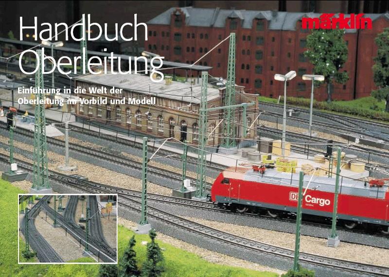 Märklin-Oberleitungshandbuch H0. Englische Ausgabe.