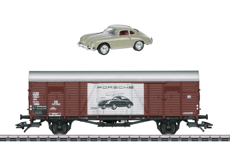 H0 Gauge Museum Car for 2019 | Märklin