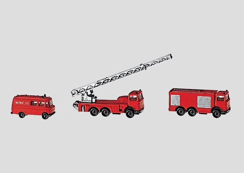 Feuerwehr-Set.