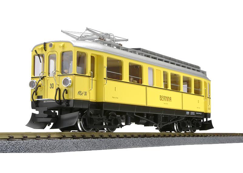 RhB Railcar ABe 4/4 30