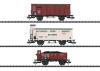 Güterwagen-Set zur T 3