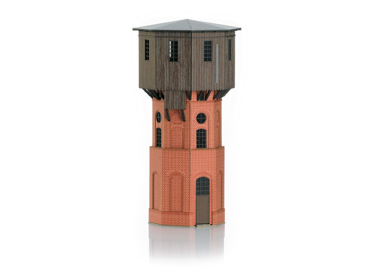 """Bausatz """"Preußischer Wasserturm"""""""