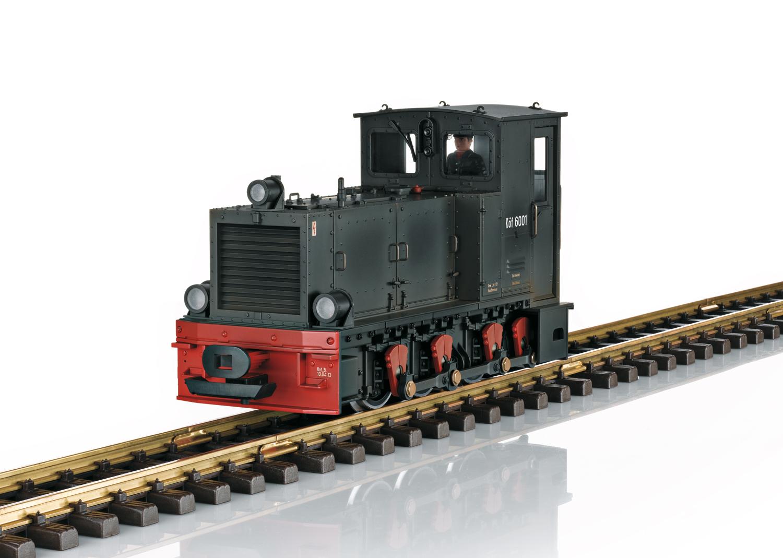 SOEG Köf Diesel Locomotive, Road No. 6001