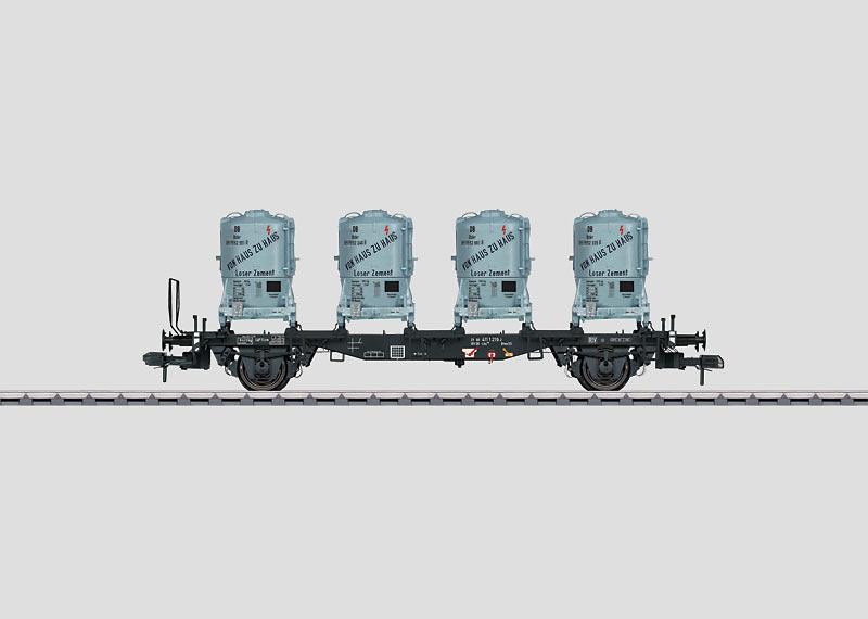Container Transport Car.