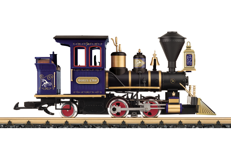 CHLOE Steam Locomotive