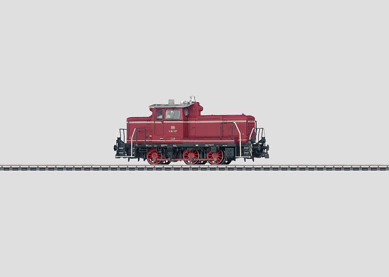 Diesellokomotiove.