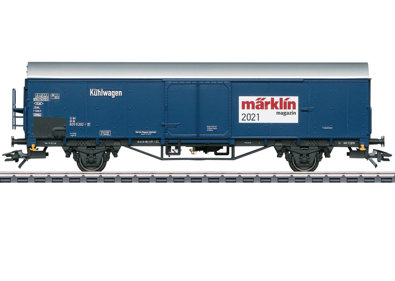 Märklin Magazin H0 Annual Car for 2021