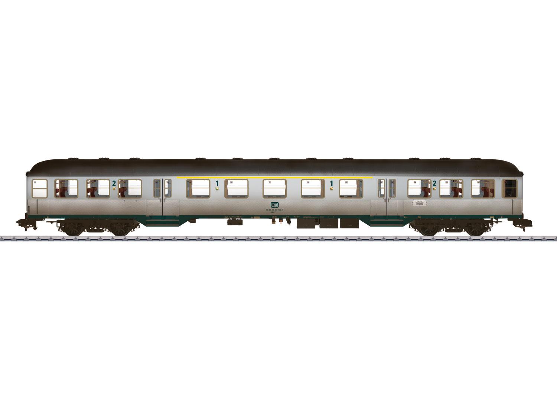 """""""Silberling"""" Commuter Car, 1st/2nd Class"""