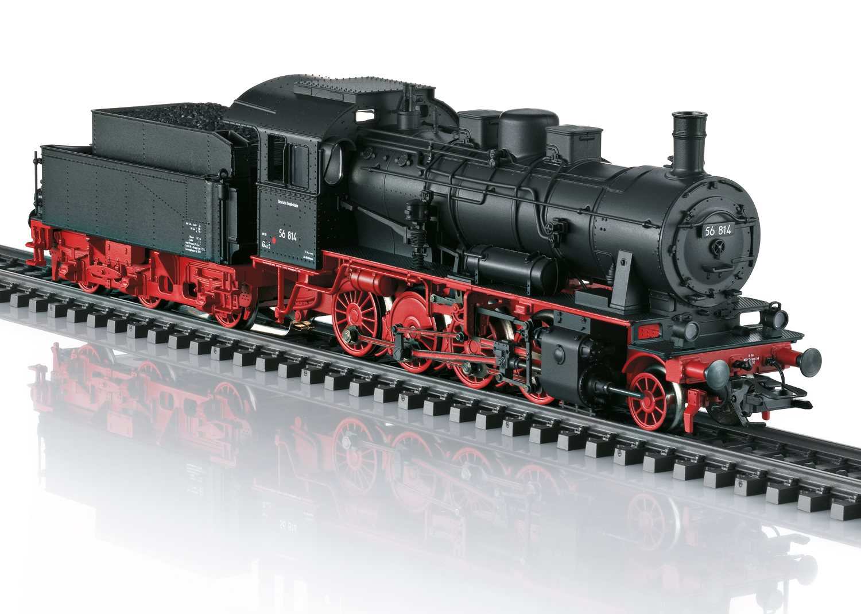 Class 56 Steam Locomotive