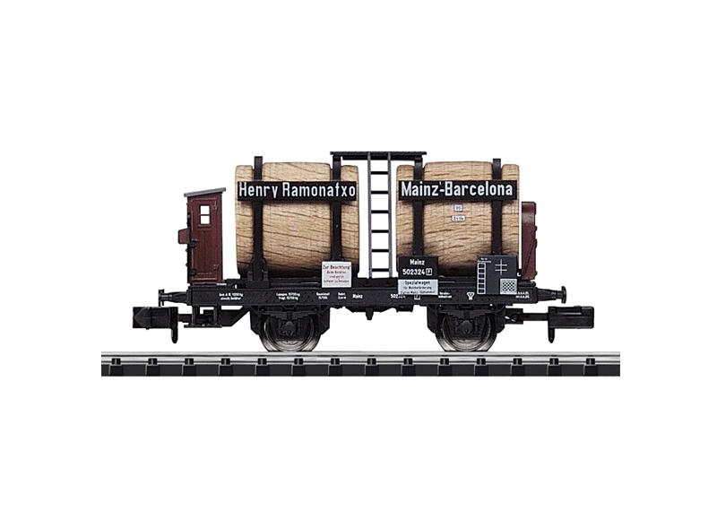 Wein-Transportwagen