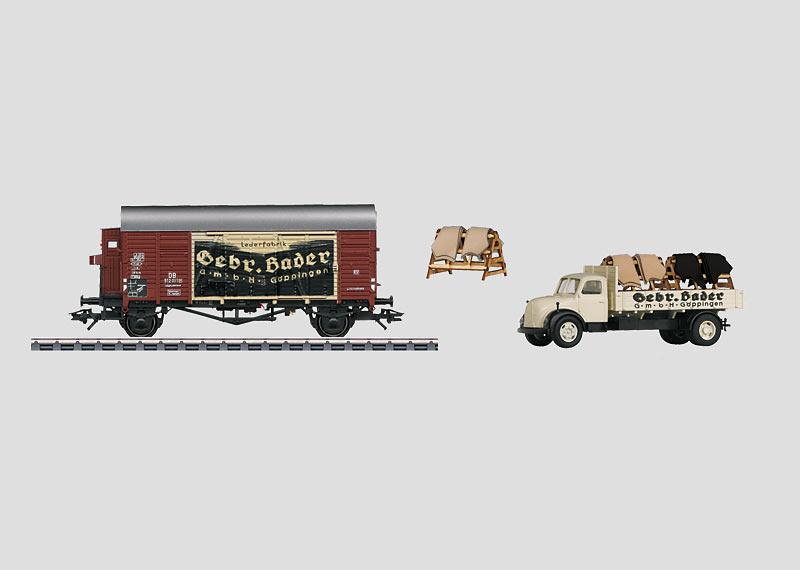 Museumswagen-Set H0 2011.
