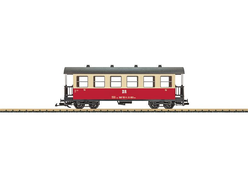 DR-Personenwagen 2. Klasse