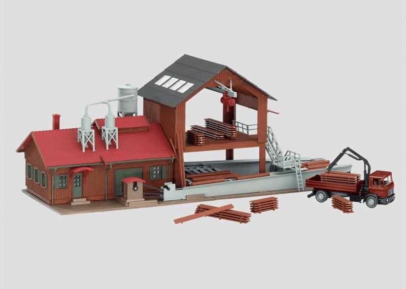 """""""Sawmill"""" Theme Extension Set."""