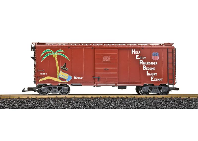UP H.E.R.B.I.E. Boxcar
