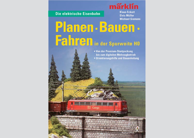 "Book ""Planen - Bauen - Fahren"" (""Planning - Building - Operating"")."