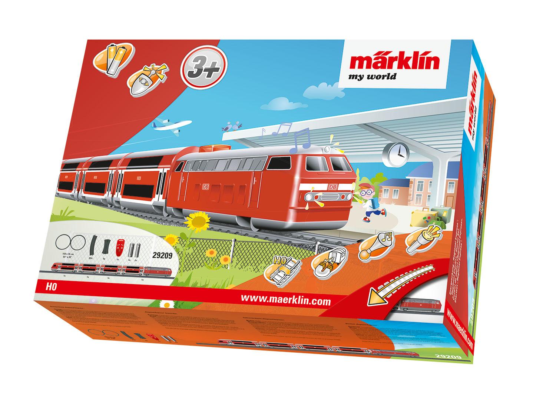 """Märklin my world - """"Regional Express"""" Starter Set."""