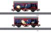 Märklin Start up - Gedeckter Güterwagen Superman
