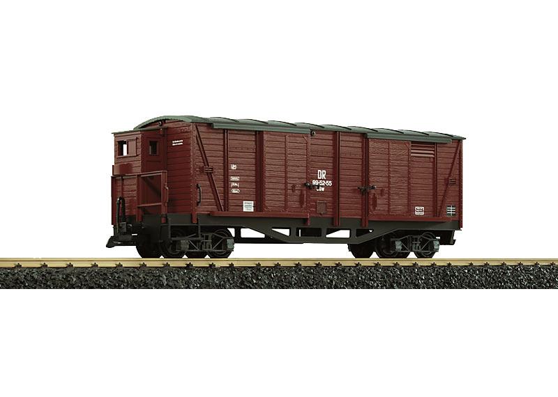 DR-Güterwagen Typ GGw