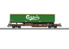 """Carlsberg"" Deep Well Flat Car"