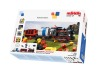 "Märklin Start up - ""Building Block Train"" Starter Set with Sound and Light Building Blocks. 230 Volts"